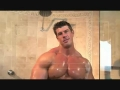 Zeb Atlas in the Shower